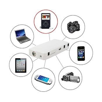 Lemerült elektronikus eszközök feltöltése