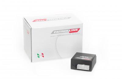 PATROLLINE CAN-BUS autóriasztó, rablás - támadásgátló rendszer