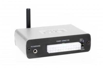 PATROLLINE CAN-BUS autóriasztó, rablás - támadásgátló rendszer, GSM pagerrel